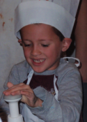 [photo: boy jr. chef]