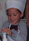 [photo: boy jr. chef]