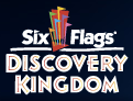 {Logo: Six Flags Discovery Kingdom}