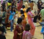 Photo: Dandia Raas Night Dancers