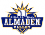 logo: Almaden Valley Girls Softball Leagure (AVGSL)