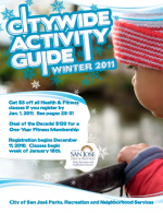 photo: Almaden Community Center Activity Guide