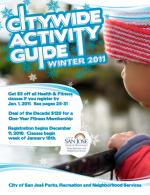 photo: Almaden Community Center Activity Guide