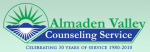 logo: almaden valley counseling service
