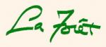 logo: La Foret in New Almaden