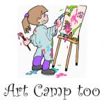 logo: Art Camp Too
