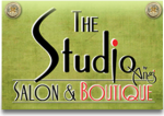logo: The Studio by Angi