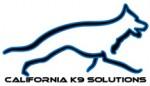 logo: California K9 Solutions