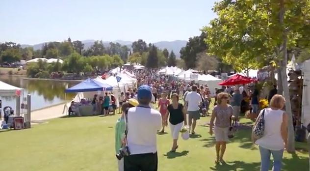 Almaden community fair