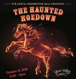 Haunted hoedown