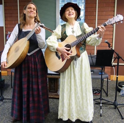 Almaden Valley Winter Holiday Events Celtic Rose