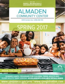 Almaden Community Center Spring 2017