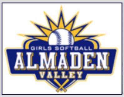 Almaden Valley Girls Softball League