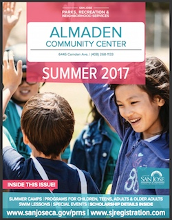 Almaden Community Center Summer 2017
