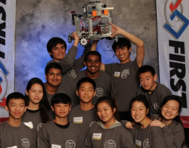 Quixilver FTC team 8404