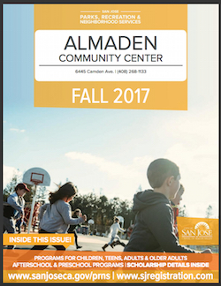 Almaden Community Center Fall 2017