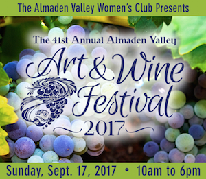 Almaden Valley Art and Wine Festival 2017