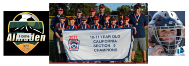Almaden Sporting League Registrations