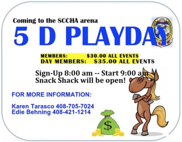 5D playday