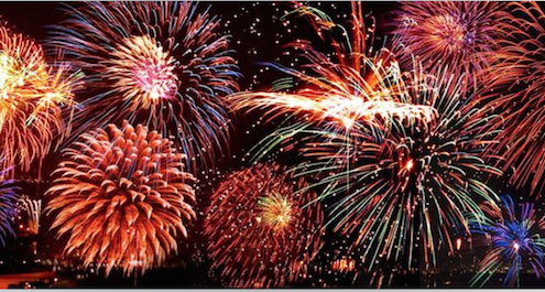 4th of July 2018 in Almaden Valley
