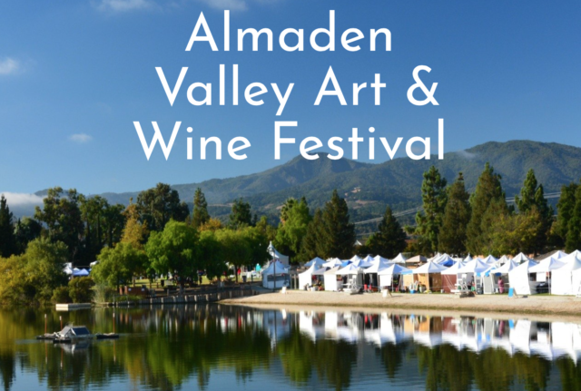 Almaden Art and Wine Festival 2018