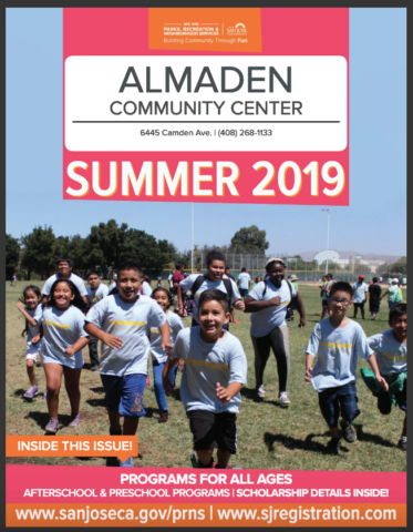 Almaden Community Center Summer 2019