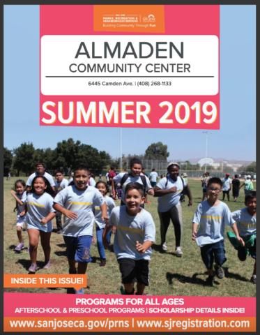 Almaden Community Center Summer 2019