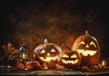 Halloween in Almaden Valley