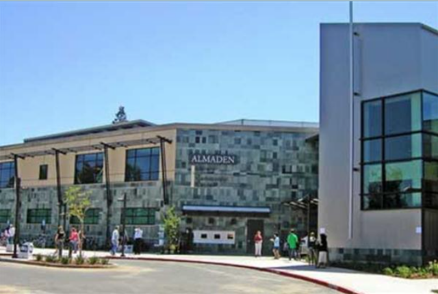 Almaden Community Center and Almaden Library